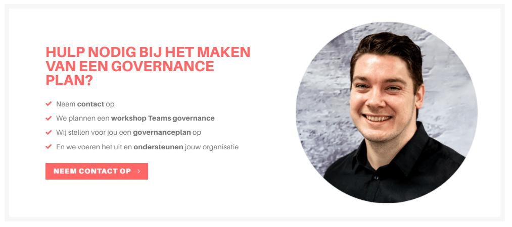 CTA Teams governance